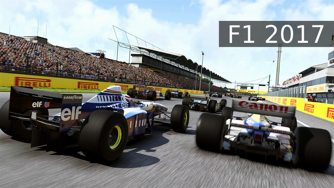 F1 2017 Williams