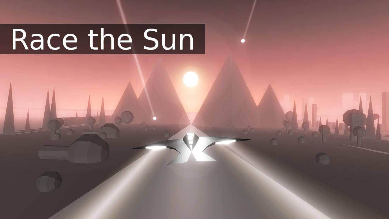 Race the Sun bar pyramids