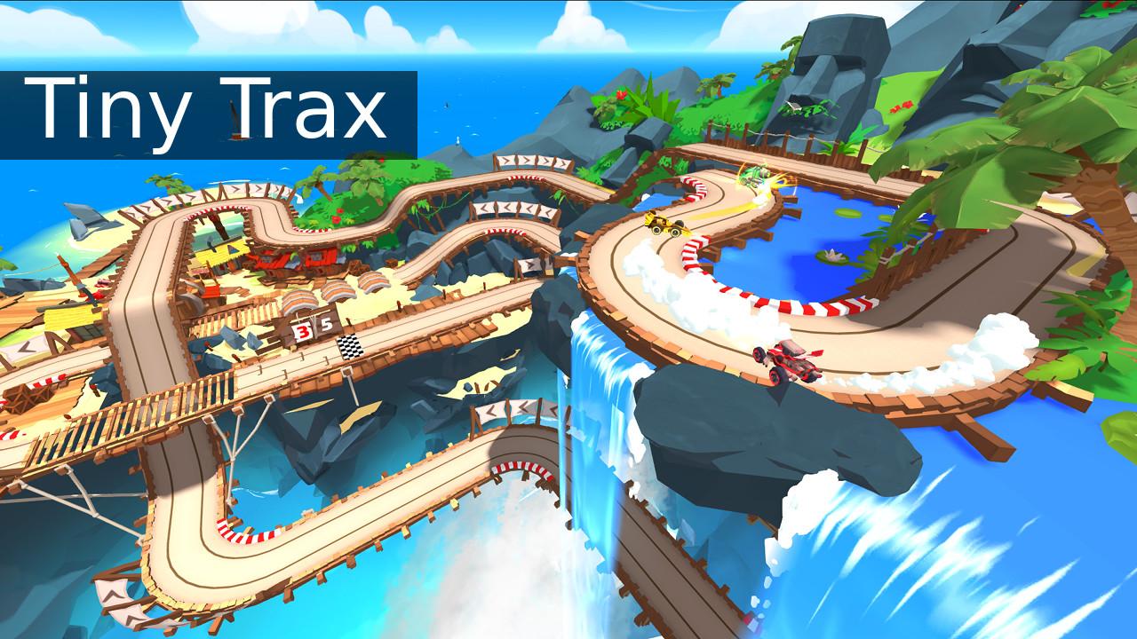 PlayStation Store Tiny Trax VR