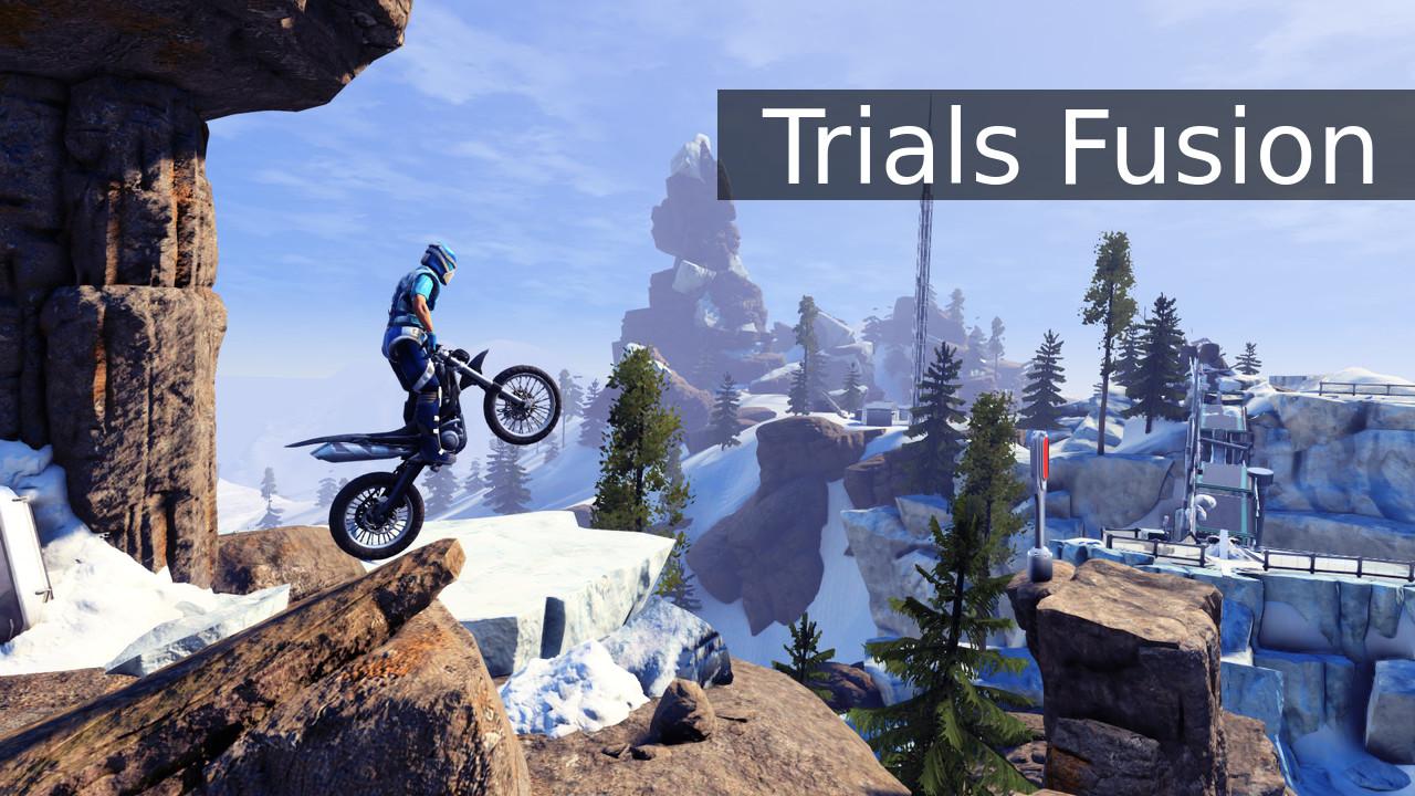 Trials Fusion bar