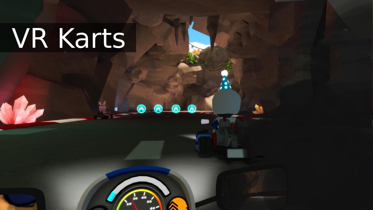PlayStation Store VR Karts bar PS4 PSVR
