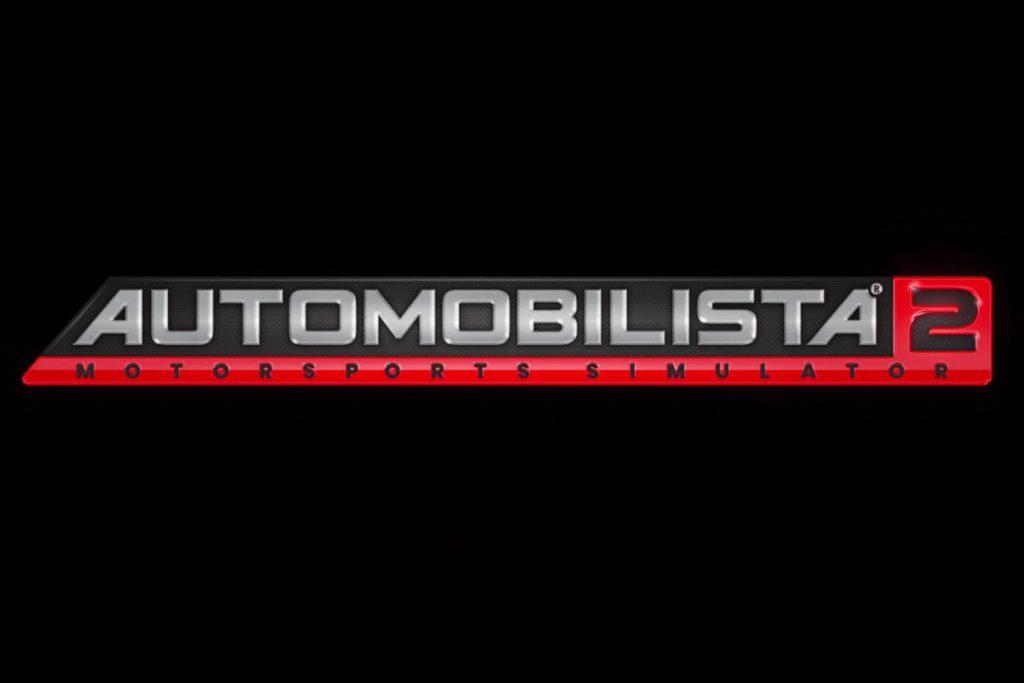 The Automobilista 2 Motorsports Simulation Logo