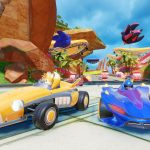 Team Sonic Racing is out now