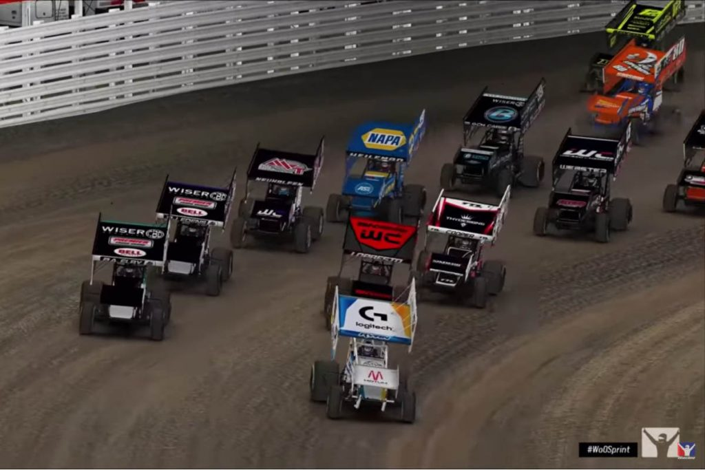 Watch iRacing World of Outlaws 2019 - Knoxville