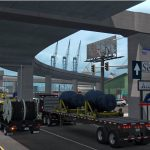 The American Truck Simulator Washington Map Expansion includes Seattle, Tacoma and many other cities