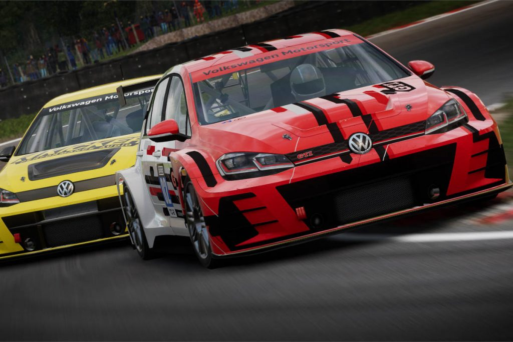 Check out the car classes and first cars confirmed for GRID