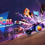 The Rocket League Radical Summer Event Starts June 10, 2019