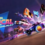The Rocket League Radical Summer Event Starts June 10, 2019