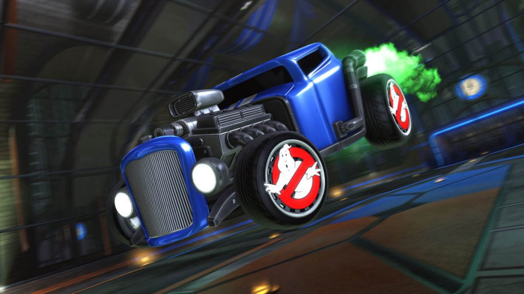 Ghostbusters is the theme of the first Premium DLC pack