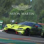 Aston Martin Vantage GTE announced for rFactor 2