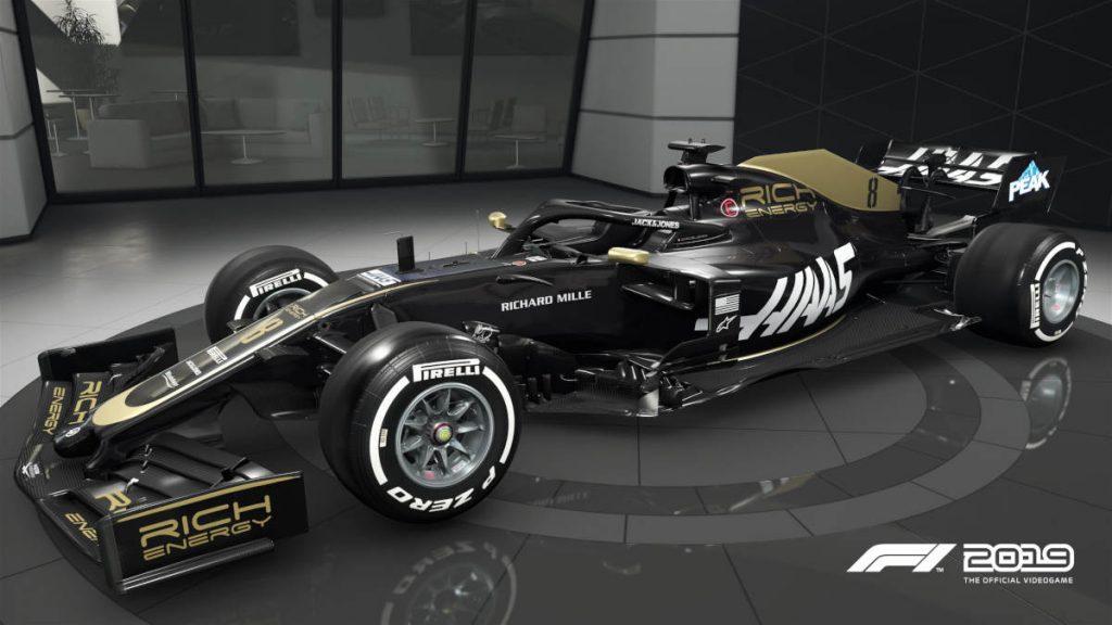 F1 2019 - Haas