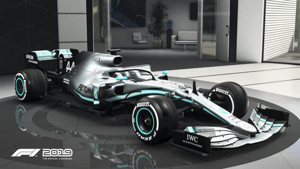 F1 2019 - Mercedes
