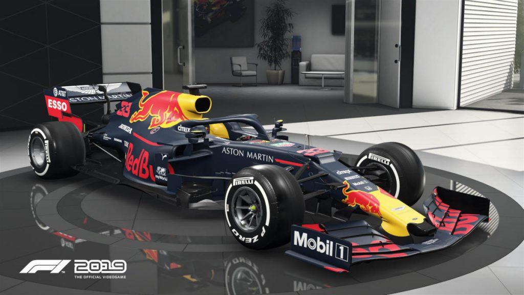 F1 2019 - Red Bull