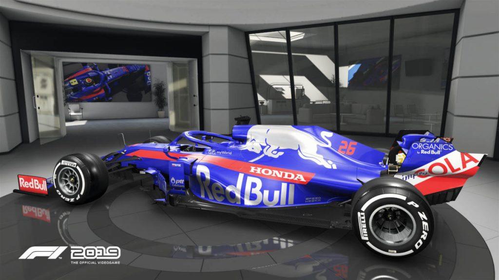 F1 2019 - Toro Rosso