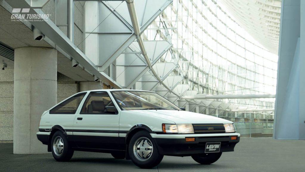 Toyota Corolla Levin 3door 1600GT APEX (AE86) '83 (N100)