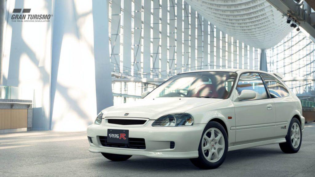 The Gran Tourismo Sport Honda Civic Type R EK 1998 N200