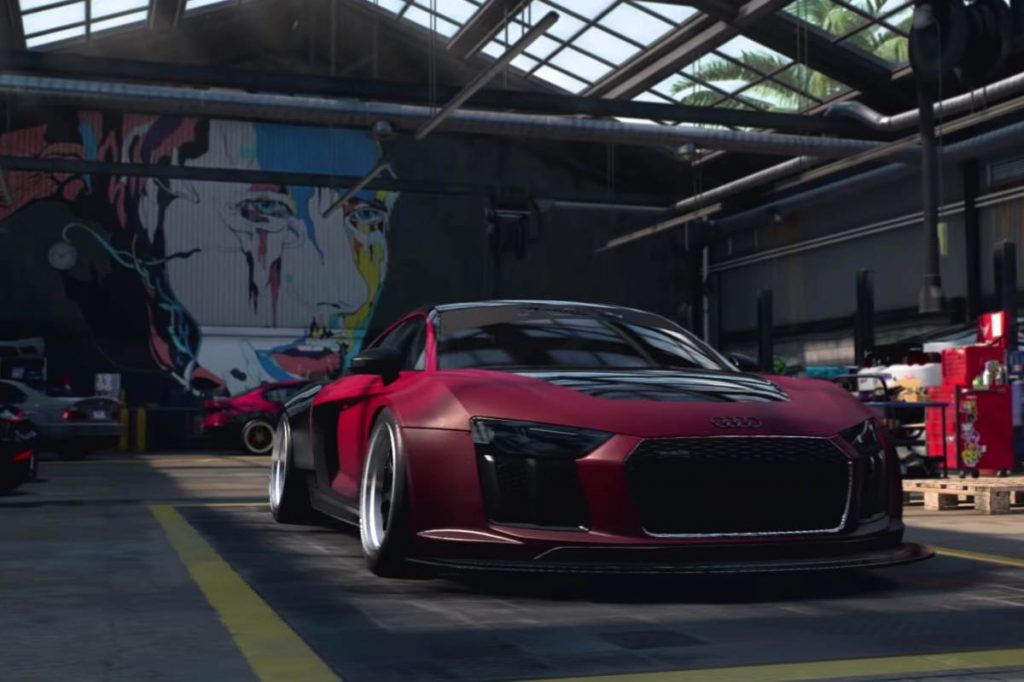 The Need for Speed Heat Official Gameplay Trailer