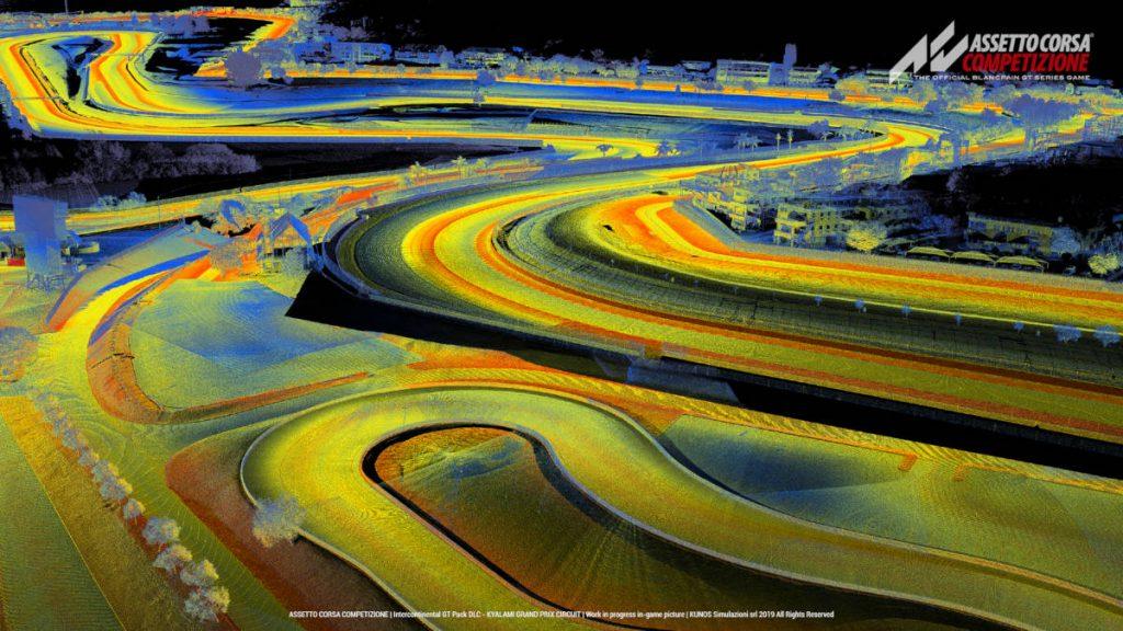 Assetto Corsa Competizione: Intercontinental GT Pack Kyalami