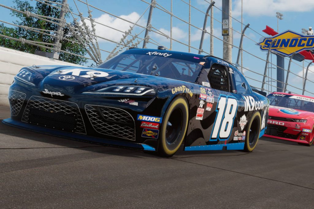 NASCAR Heat 4 is Out Now