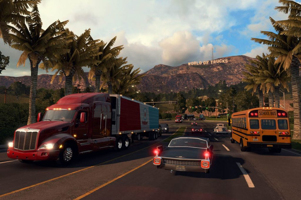 American Truck Simulator is on sale via Steam until September 9th, 2019
