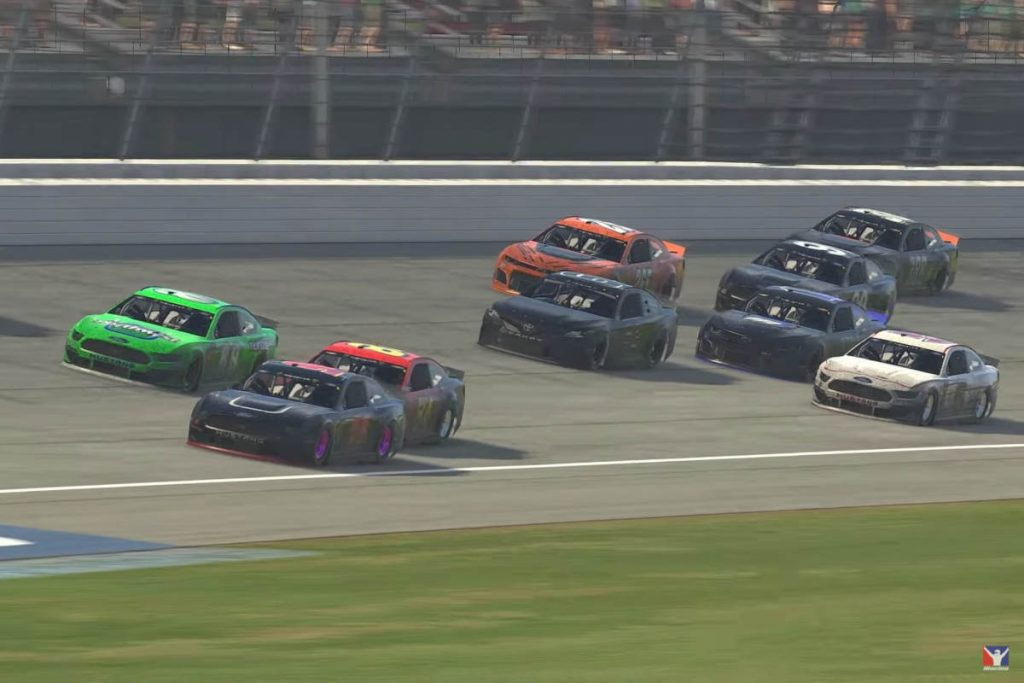 iRacing Top 10 Highlights for August 2019