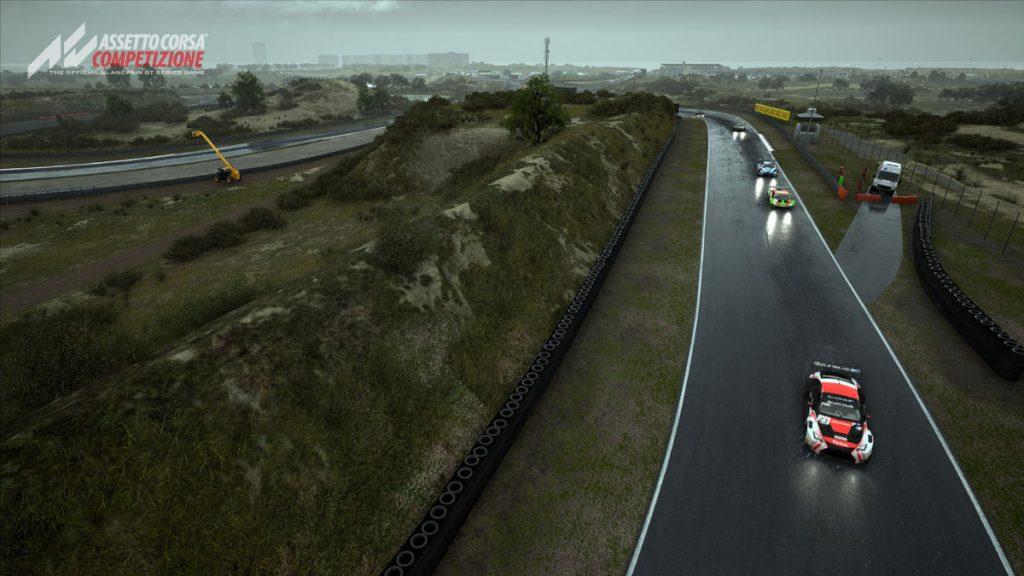 Assetto Corsa Circuit Zandvoort Preview