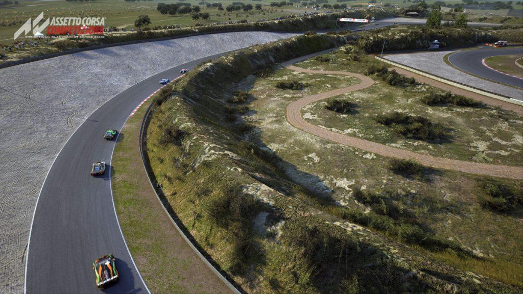 Circuit Zandvoort Assetto Corsa Competizione Preview Shot
