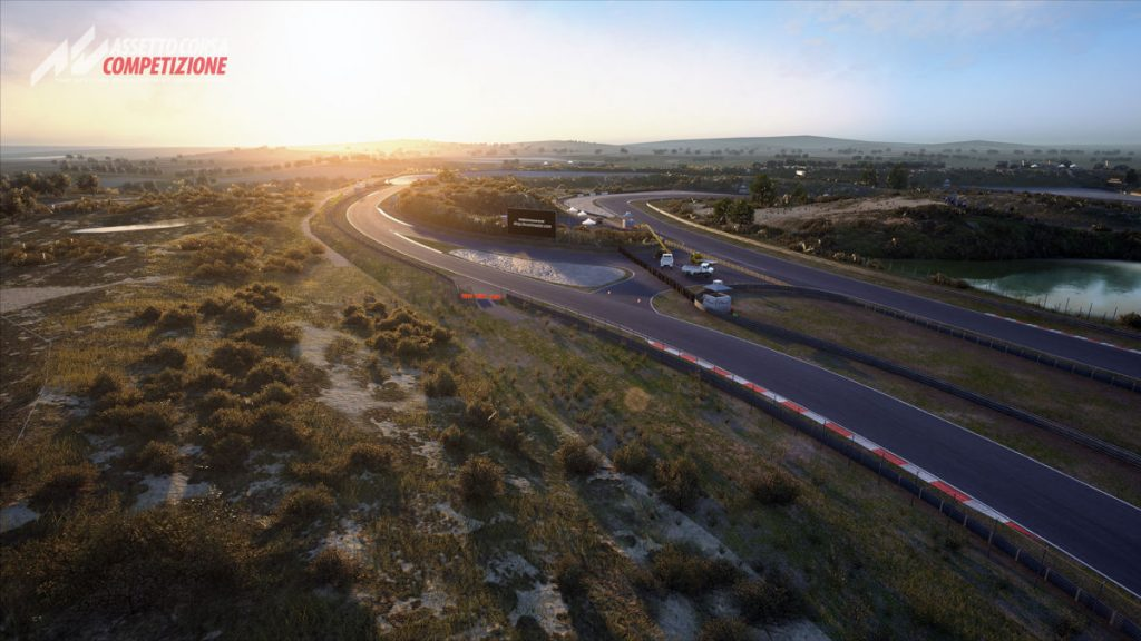 Circuit Zandvoort will be available in Assetto Corsa Competizione Soon