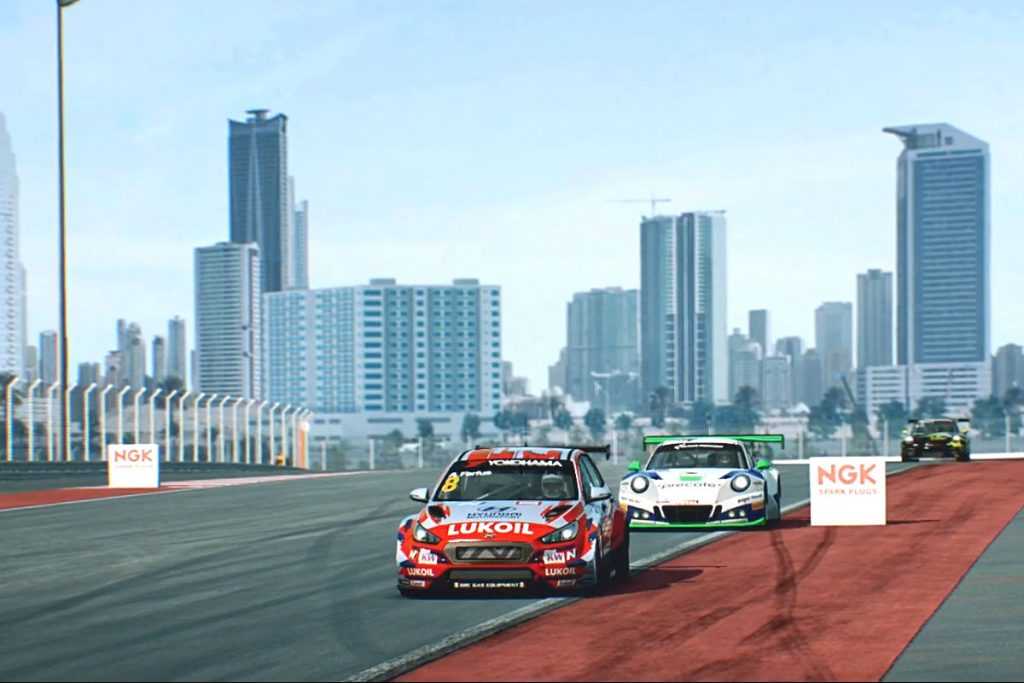 RaceRoom Adds The Dubai Autodrome In New Update