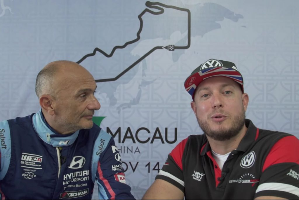 Check out a RaceRoom Macau guide with Gabriele Tarquini and Rob Huff