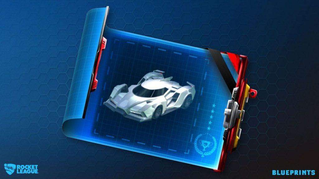 Rocket League Unveils Blueprints To Replace Crates