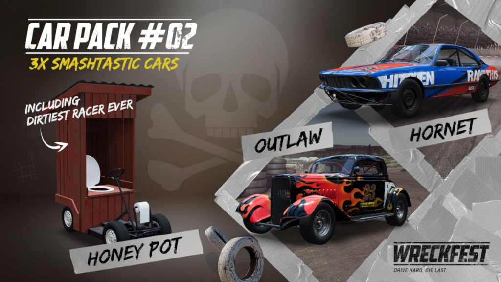 Plenty new in the game with the Wreckfest Backwoods Bangers Car Pack and Fall Update Out Now