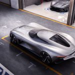 The All-Electric Jaguar Vision Gran Turismo Coupe Revealed for Gran Turismo Sport