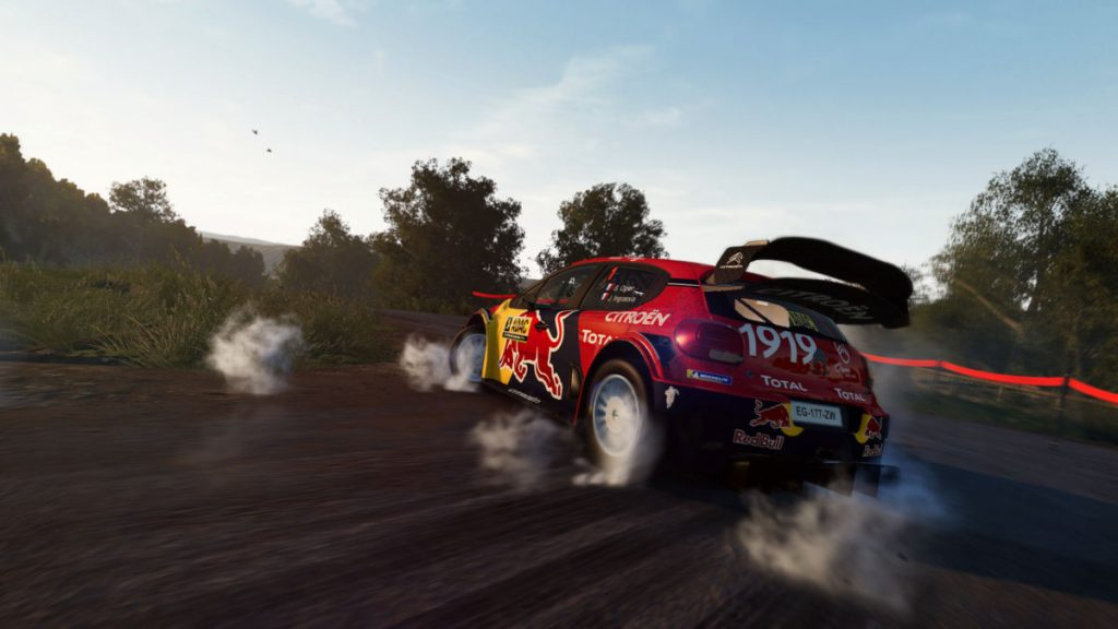 New WRC 8 Console Editions Patch for the PS4 and Xbox One
