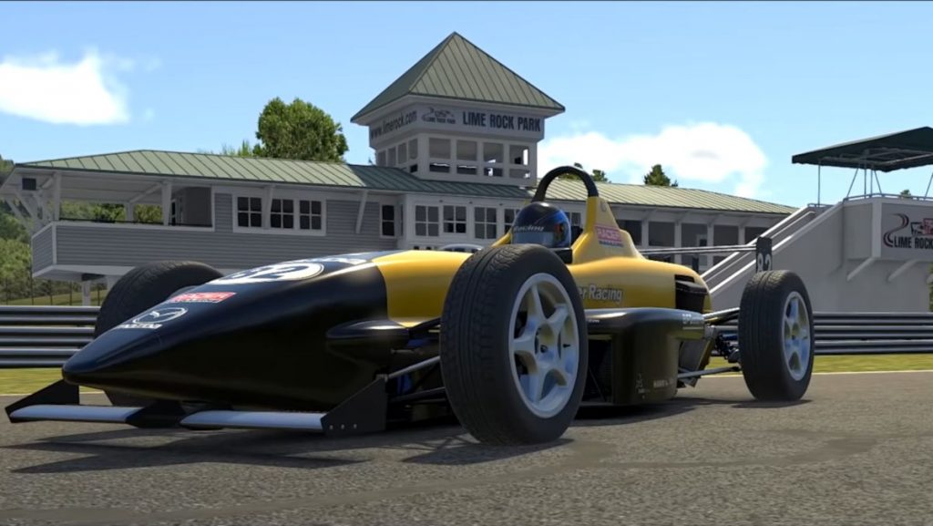 iRacing Gets A New Skip Barber and Lime Rock Park