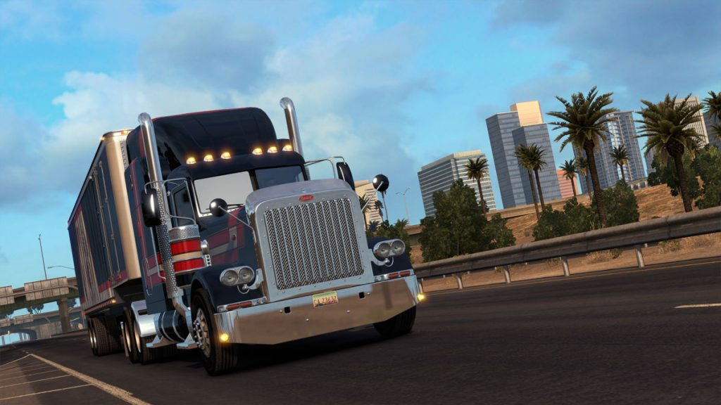 Choose what to drive from our American Truck Simulator Official Truck List