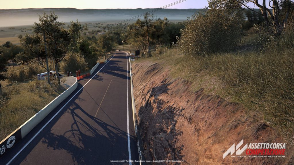 Mount Panorama is also looking good...
