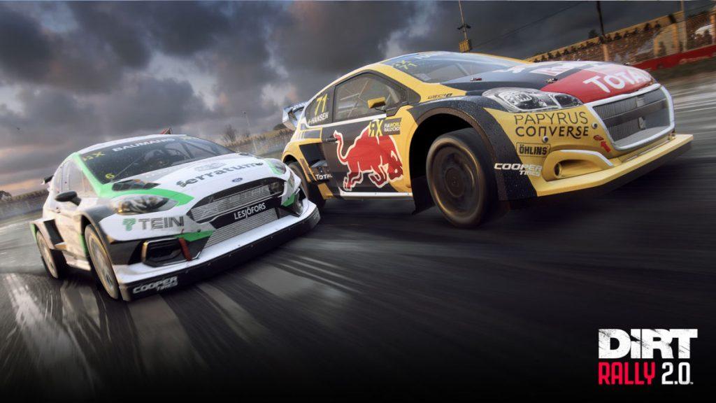The first DiRT Rally 2.0 2019 World Rallycross DLC released