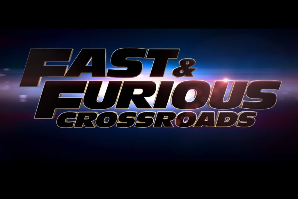 Fast & Furious Crossroads Game Announced