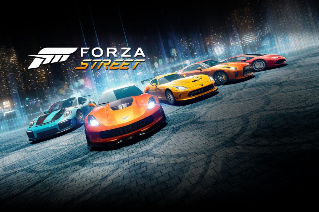 Check out the full official Forza Street car list
