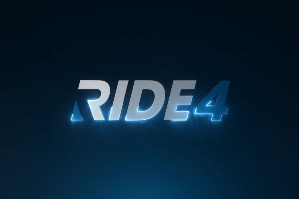 RIDE 4 has been confirmed with a short video teaser