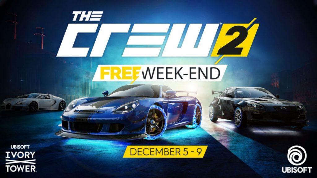 The Crew 2 Free To Play Weekend