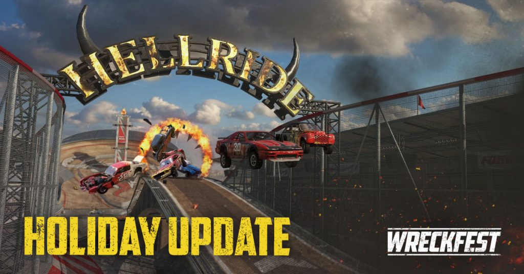 Wreckfest Update and Modified Monsters DLC Out Now