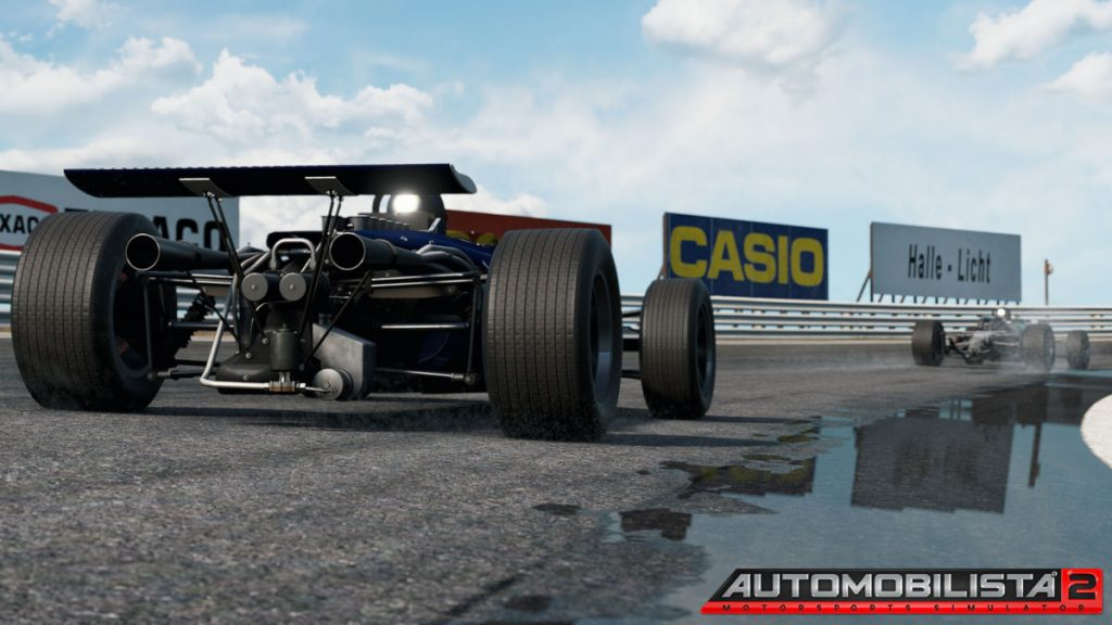 The Automobilista 2 dev update confirms Mount Panorama and other details