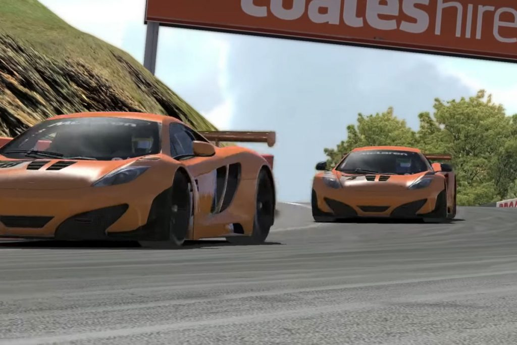 Bathurst circuit, Mount Panorama to be added to iRacing