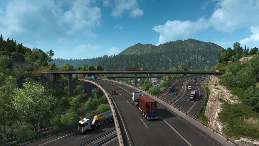 Euro Truck Simulator 2 will add the Iberian Peninsula
