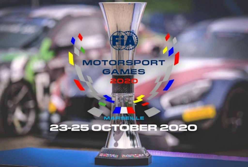 FIA Motorsport Games 2020 Announced Including Digital Cup