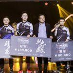Tang Tianyu wins the first f1 Esports China Championship