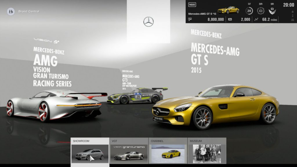 Complete Official Gran Turismo Sport Car List Onlineracedriver