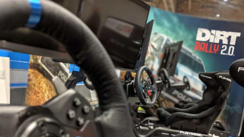 Find which wheels, controllers and pedal sets are officially supported by DiRt Rally 2.0